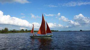 Friesland is een van de beste plekken ter wereld om te zeilen