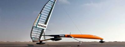 Het wereldrecord met de Vestas Sailing 2 is een project van de Australische zeiler Paul Larsen
